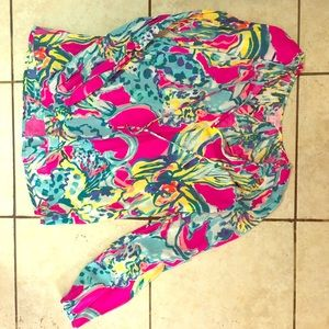 Lilly Pulitzer medium blouse